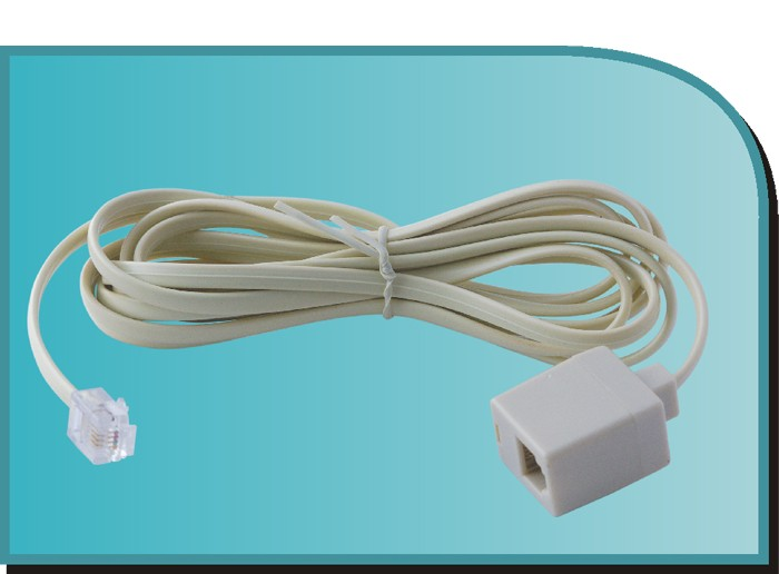 XYC124     MODULAR EXTENSION CORD WITH SINGLE JACK